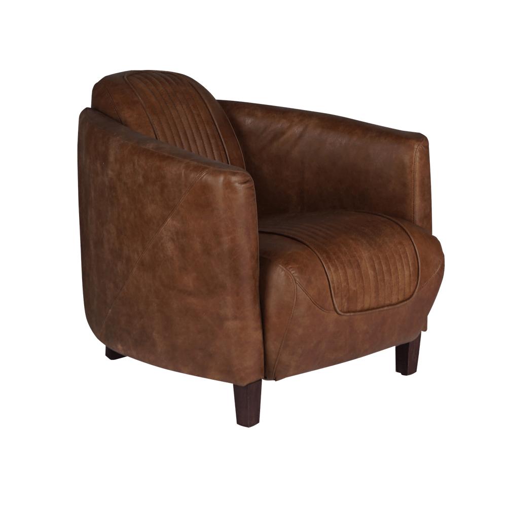 Кресло Pilot Antique Leather