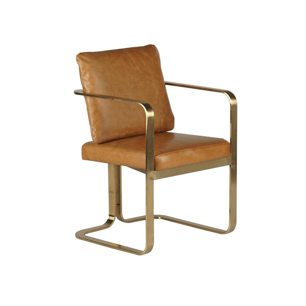 Стул Modern Leather Seat на кухню