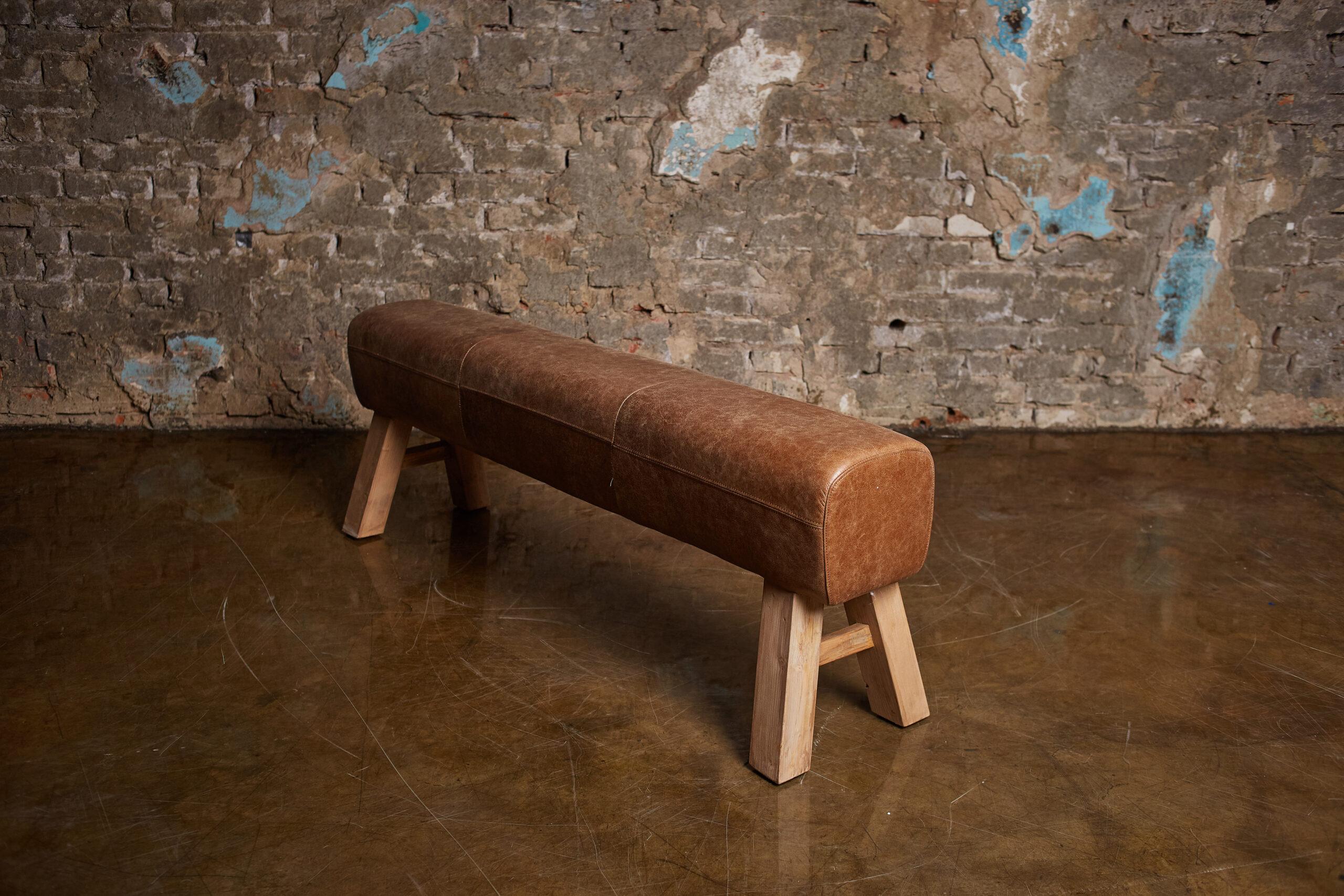 Скамейка Gym Horse Bench Double в лофт