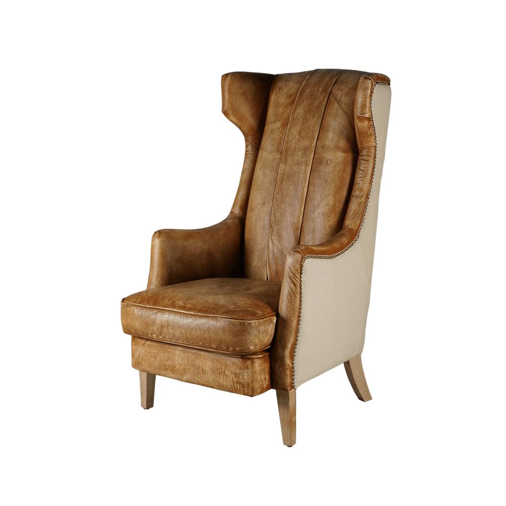 Кресло Cardinal Beige Upholstery