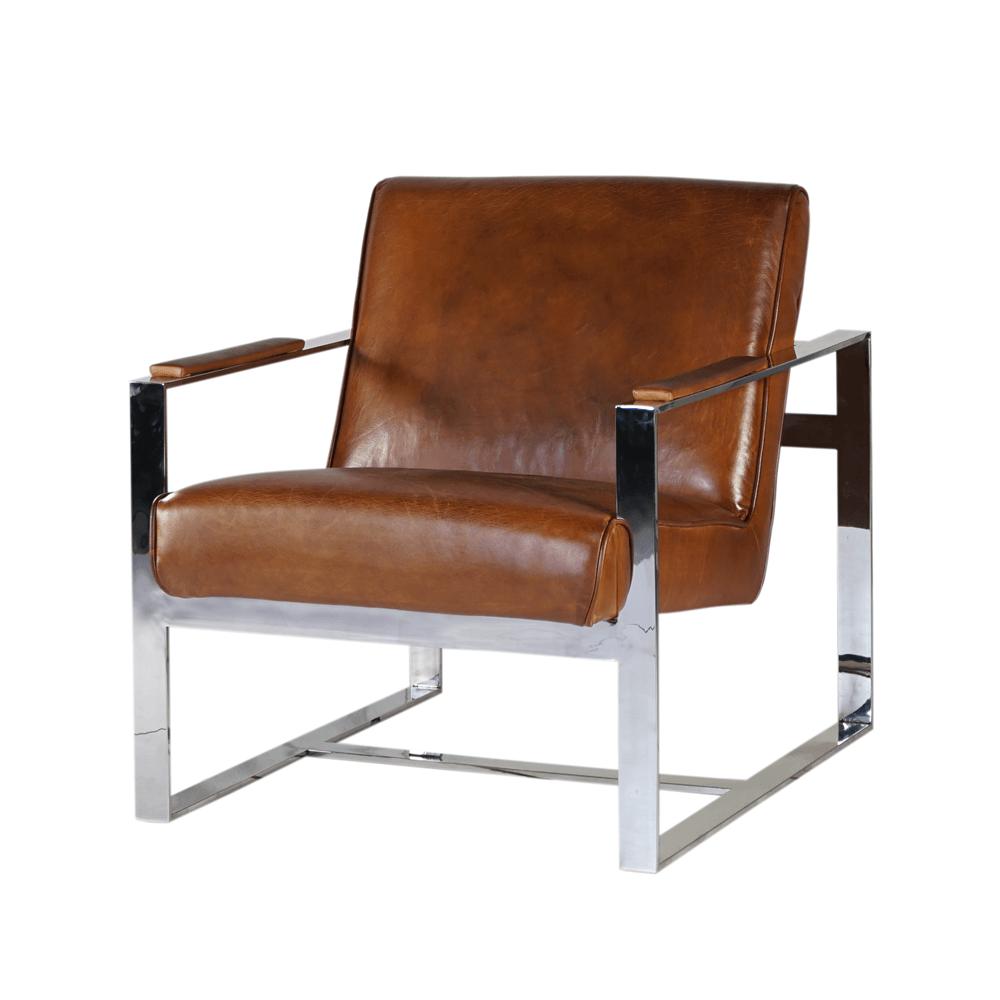 Кресло Seat Steel Bas в loft-стиле
