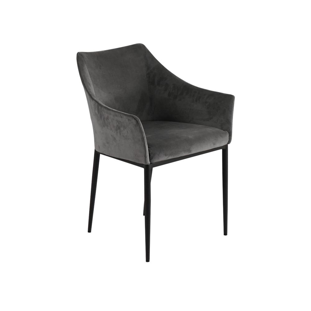 Обеденный стул Dorian Gray Fabric для кухни