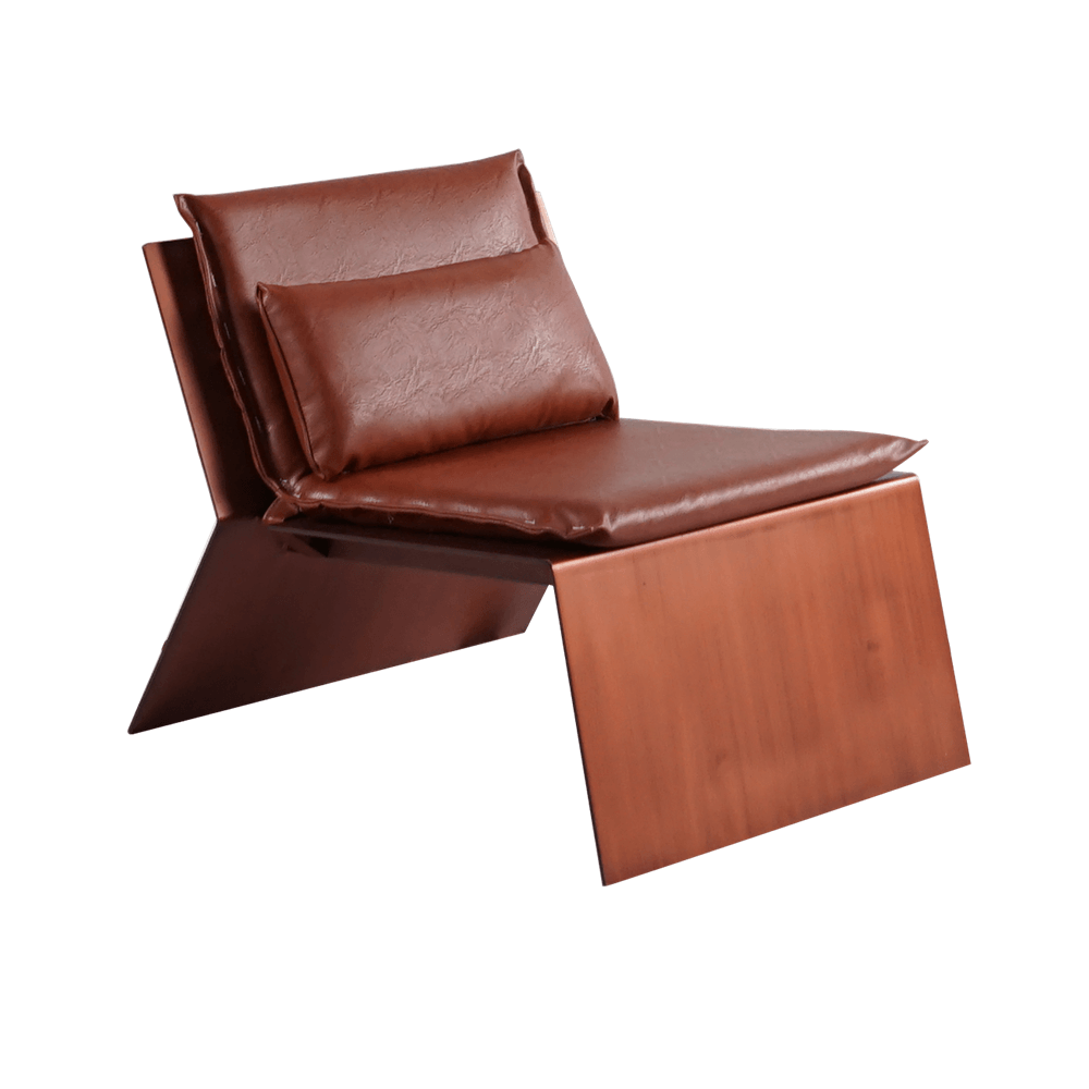 Кресло Case Leather  Chair