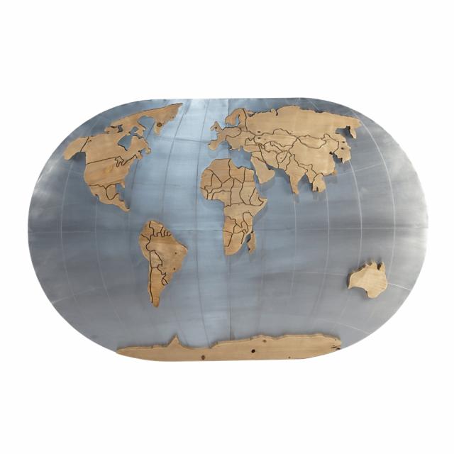 Карта World Map Little Card