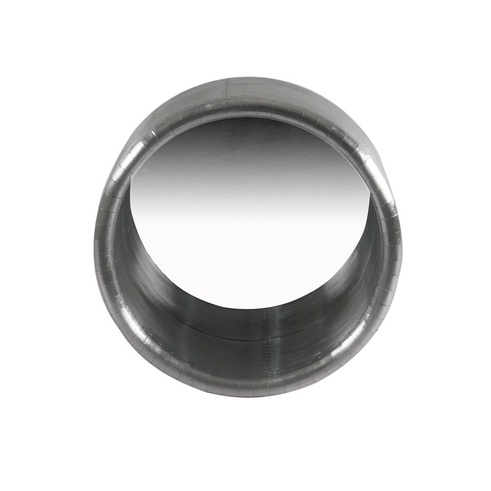 Зеркало Porthole Round Aluminum Frame