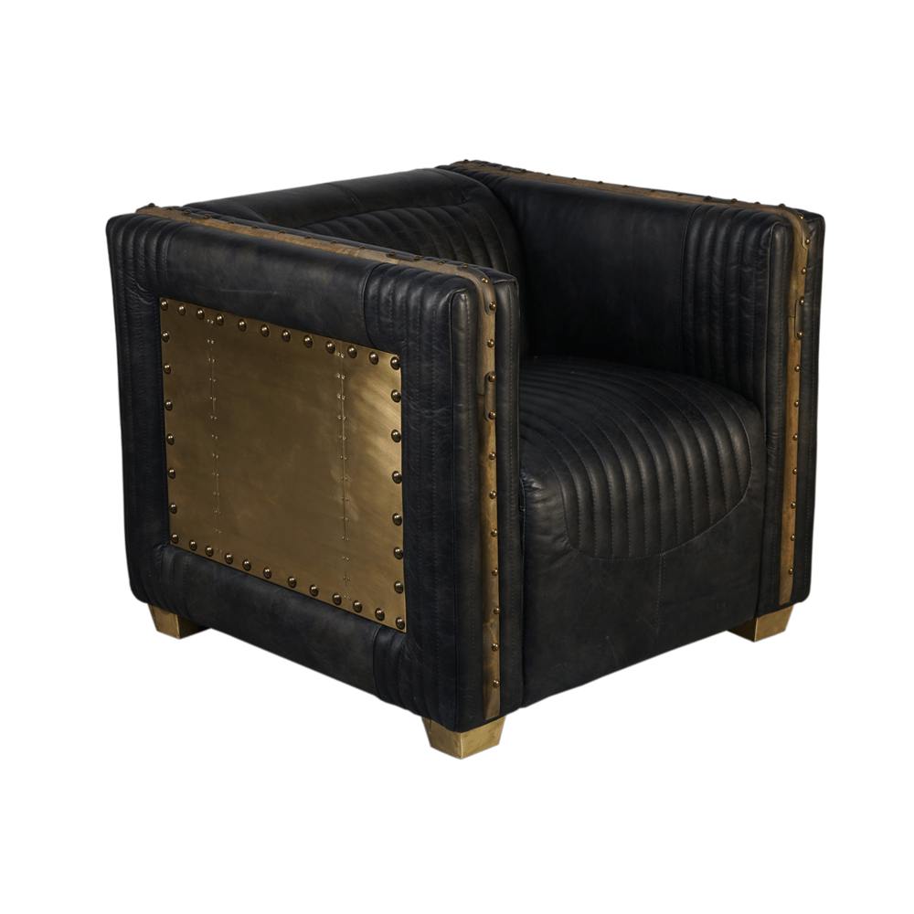 Одноместное кресло Baron Brass Decor