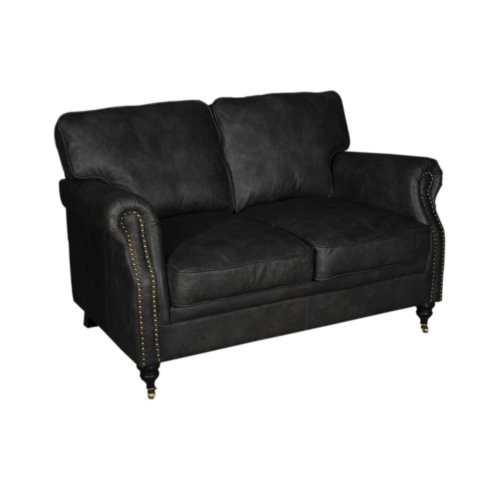 Двухместный диванчик Black Prince 2 Seats