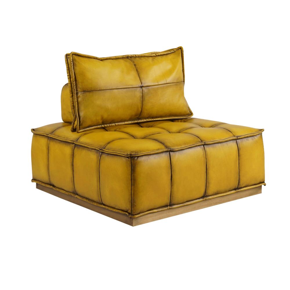 Одноместный диванчик Martini with Pillow