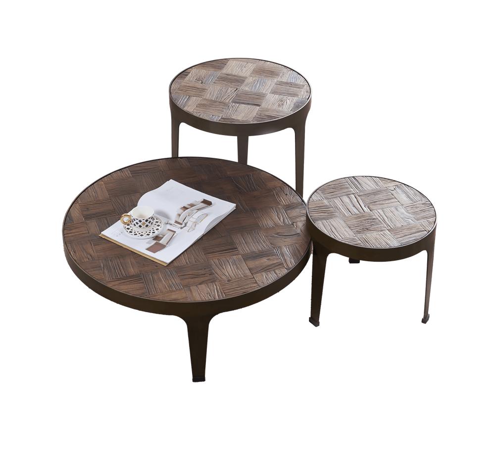 Кофейный столик Triple circle