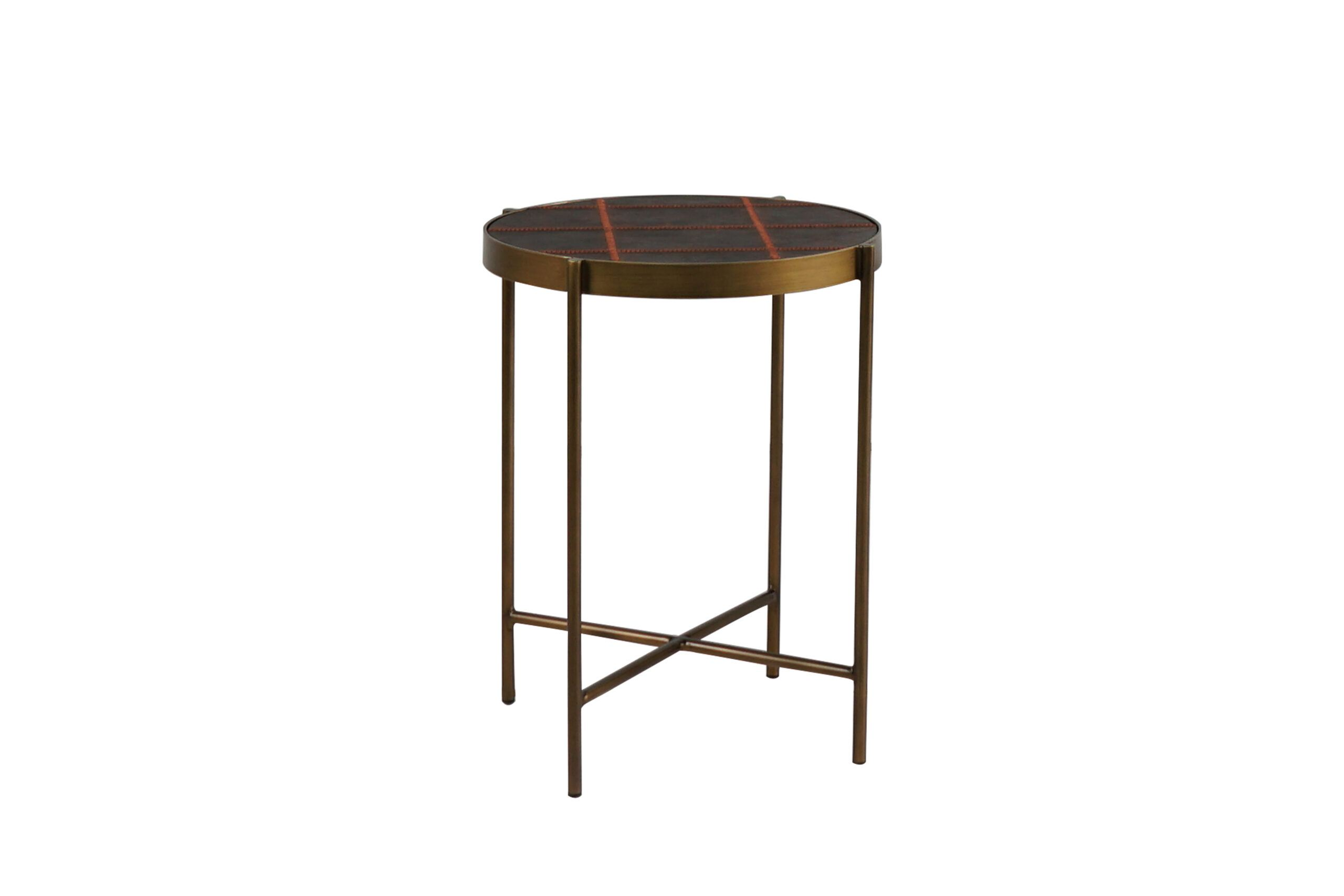 Кофейный столик Gong Tall Bronze