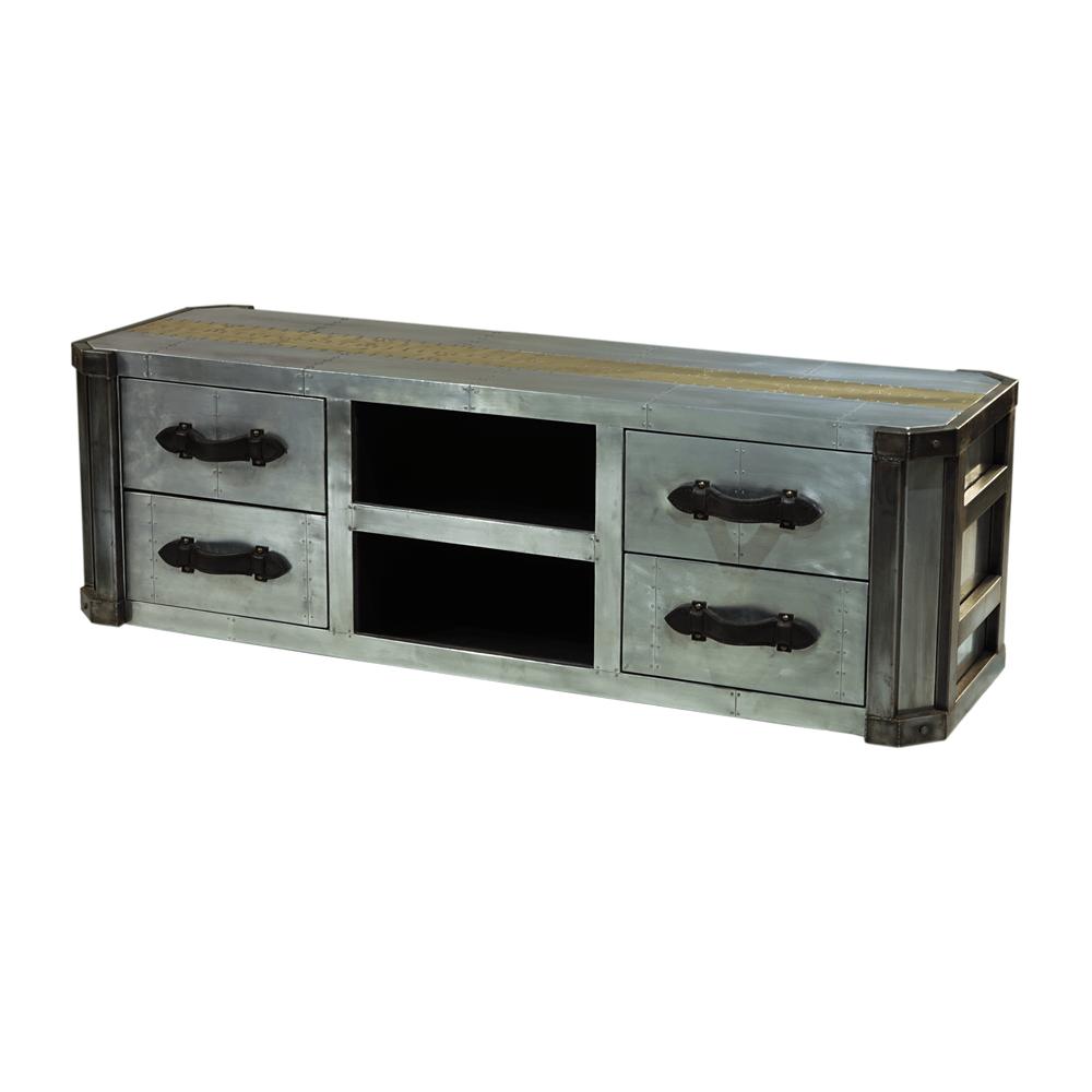 Тумба Jeep Curbstone Aluminum 6 Sections под ТВ