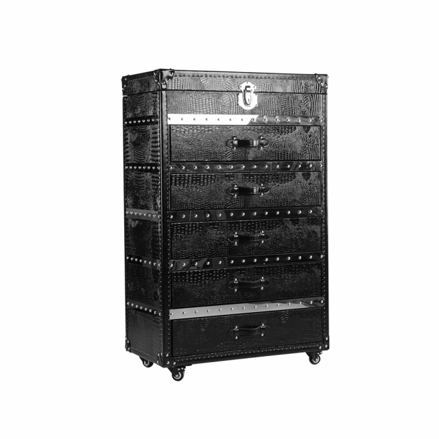 Тумба Steel Knight Many Crates