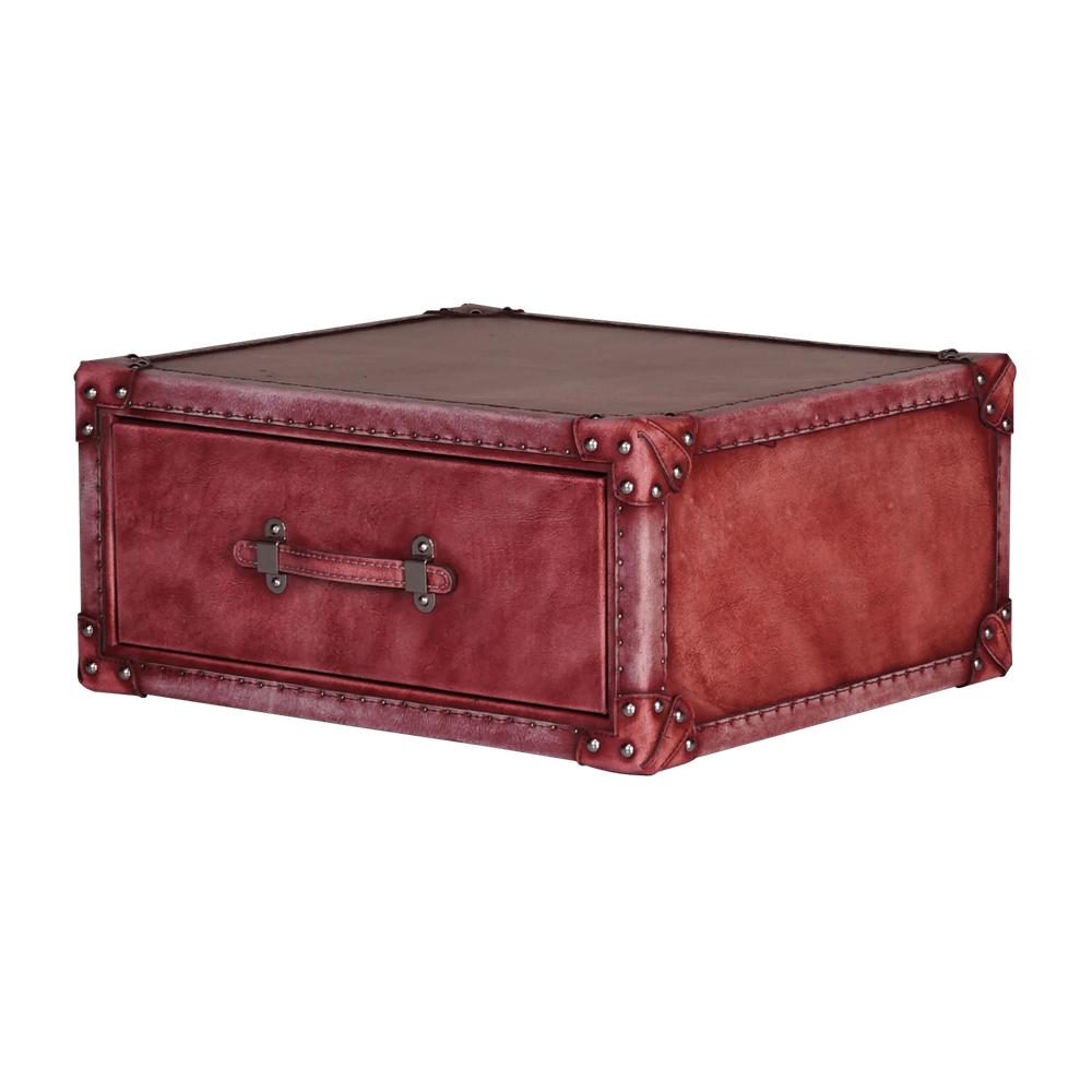 Тумба Set of Travel Suitcases Crimson