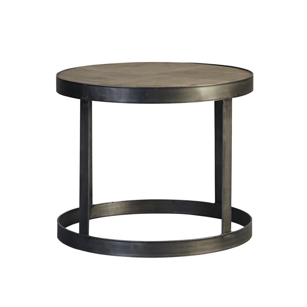 Столик Crater 60 Iron Base в лофт