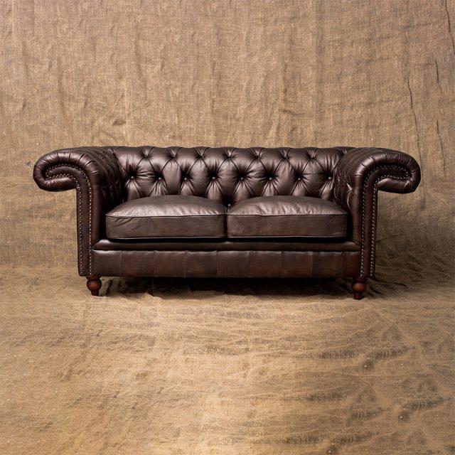Двухместный диван Steampunk Chic 2 Seater
