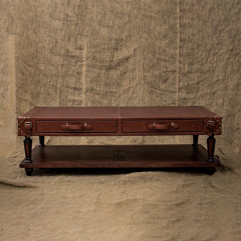 Кофейный столик Classic Dark Wood