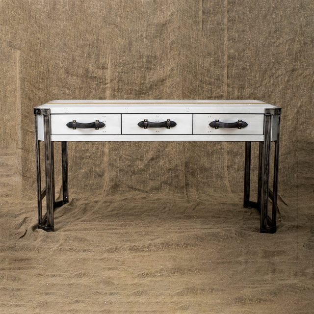 Консоль Neo Aluminum Console Table