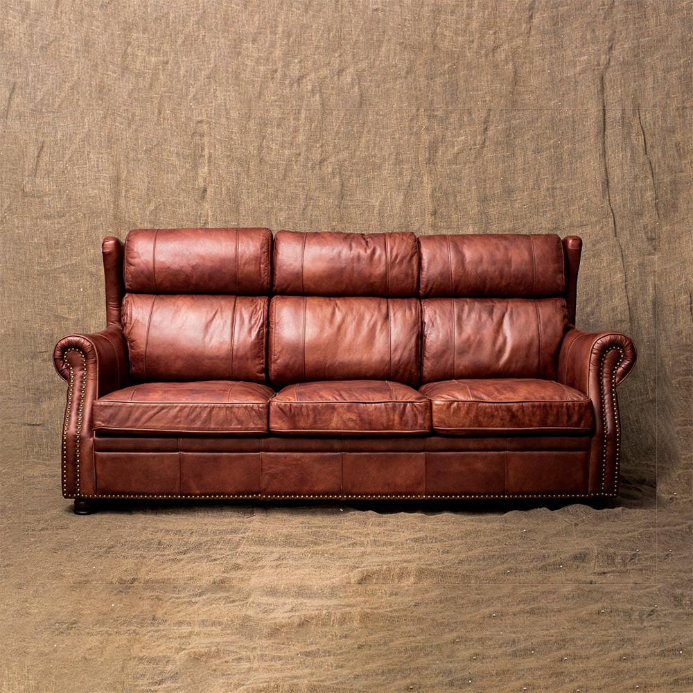 Трехместный диван Versailles 3 Seats в лофт