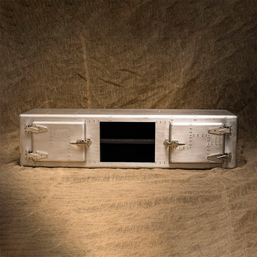 ТВ тумба Reliable Safe Aluminum