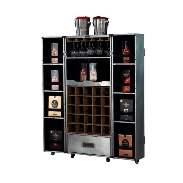Винный шкаф Wine Rack Aluminum